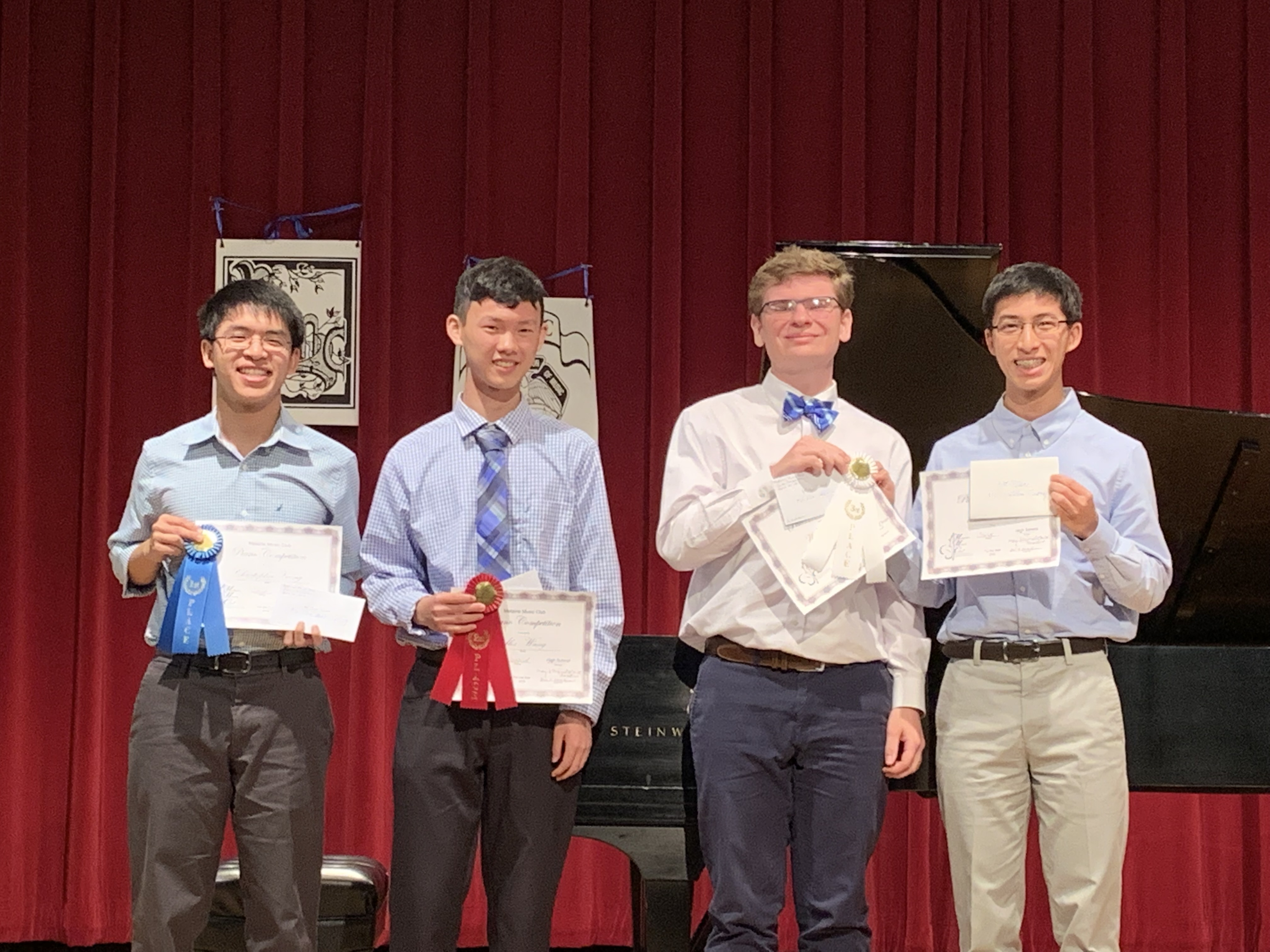 2019 MMC Piano Competition-High School Winners (1)
